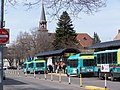 Buses queue in Missoula, Montana.jpg
