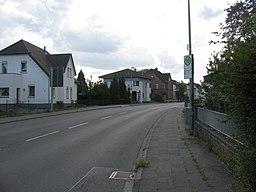 Störmeder Straße in Geseke