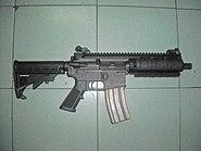 Bushmaster Carbon-15 SBR