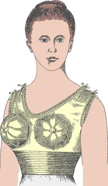 20296952ba08b6 Biustonosz – Wikipedia, wolna encyklopedia