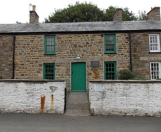 Joseph Parry - 4 Chapel Row, Merthyr Tydfil, Parry's birthplace