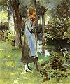 By the River Theodore Robinson 1887.jpeg