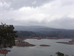 Umiam Lake - Magnificent Umiam lake