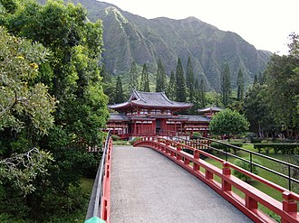 Byodo-In Temple - Image: Byodo In Temple (3)