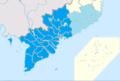 Các tỉnh Nam Bộ của Việt Nam..png