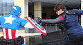 C2E2 2013 - Captain America vs The Winter Soldier (8703495280).jpg