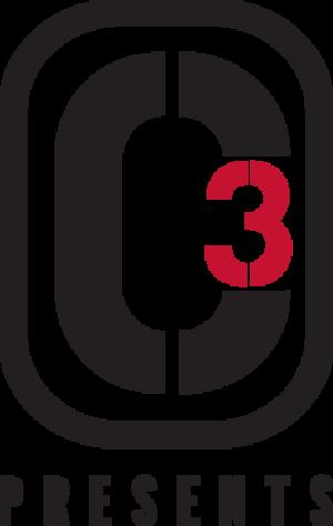 C3 Presents - Image: C3presents logo