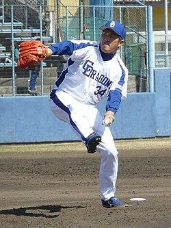 Masahiro Yamamoto Baseball Wikipedia