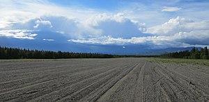 Whitehorse/Cousins Airport - Runway 30