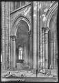 CH-NB - Lausanne, Cathédrale protestante Notre-Dame, vue partielle intérieure - Collection Max van Berchem - EAD-7312.tif