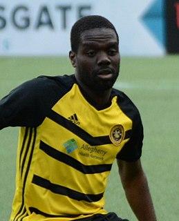 Kenardo Forbes Jamaican association football player