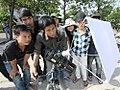 CLB Thiên văn Bách Khoa (PAC) quan sát Sao Kim quá cảnh Mặt Trời.jpg
