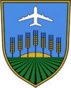 Coat of arms of Surčin