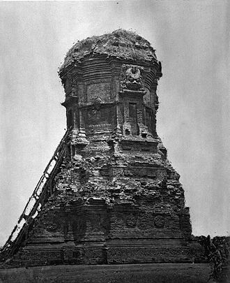 Jabung - Jabung temple in 1866