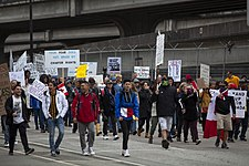 COVID-19 Anti-Lockdown Protest in Vancouver, May 3rd 2020 (49852932426).jpg