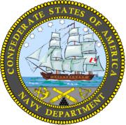 CS Navy Department Seal