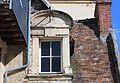 Caen 61 rue de Bras lucarne datée 1644.JPG