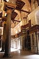 Cairo, madrasa del sultano qalaun, mausoleo, interno 01.JPG