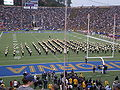 Cal Band performing pregame at Maryland at Cal 2009-09-05 1.JPG