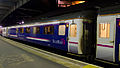 Caledonian Sleeper bar car 6706 at Euston Station.jpg