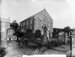 Calfaria Chapel (Bapt), Login