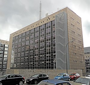 Navantia - Navantia headquarter building