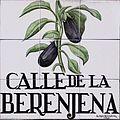 Calle de la Berenjena (Madrid) 01.jpg