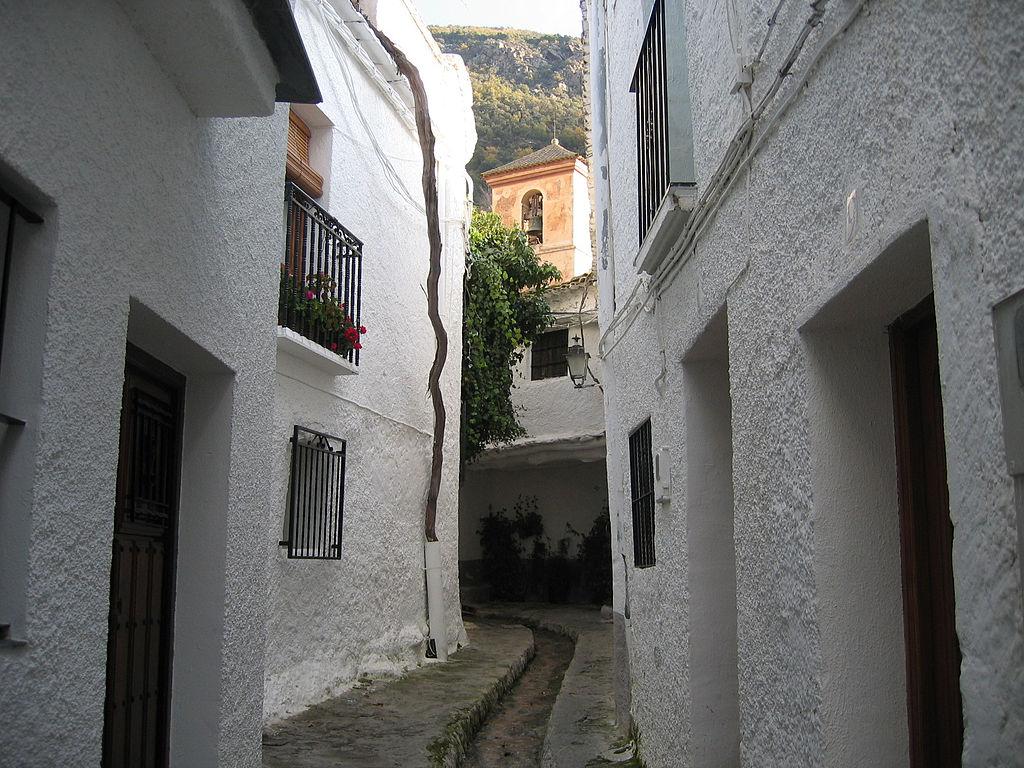 Calle de Capileira