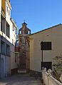 Camí de la Font i campanar, Benimassot.JPG