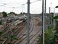 Cambridge Station, track realignment - geograph.org.uk - 2571965.jpg