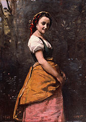 Camille Corot - Young Woman in the Woods - Google Art Project.jpg