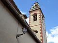 Campanar de l'església de sant Roc, Benialí.JPG