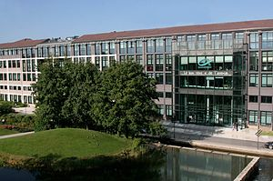 Crédit Agricole - New headquarters of Crédit Agricole S.A. in Montrouge