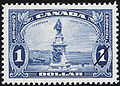 Canada 1 dollar Champlain Monument 1935.jpg