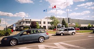 Canadair company