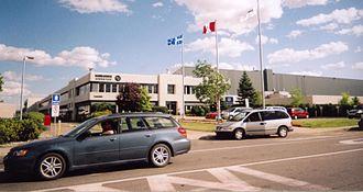 Canadair - Canadair Plant One