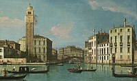 Canaletto (1697-1768) (studio of) - Venice, Entrance to the Cannaregio - NG1058 - National Gallery.jpg