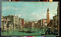 Canaletto (Giovanni Antonio Canal) - The Grand Canal, Venice, Looking Southeast, with the Campo della Carità to the Right - 2019.141.4 - Metropolitan Museum of Art.jpg