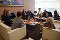 Canciller del Ecuador recibe delegaciones del Caribe (9513302146).jpg