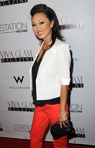 Candace Kita - Kita at Viva Glam Launch at W Hotel in Hollywood, CA