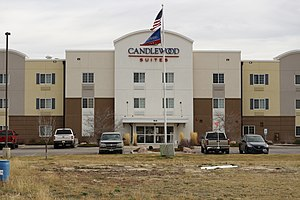 Candlewood Suites - A Candlewood Suties in Gillette, Wyoming