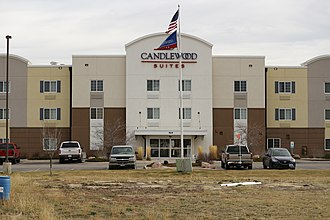 Candlewood Suites - A Candlewood Suites in Gillette, Wyoming