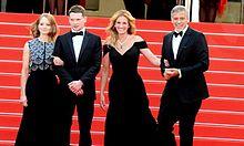 Regista e interpreti alla presentazione del film al Festival di Cannes