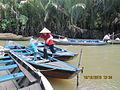 Canoe boat ride for tourists..JPG
