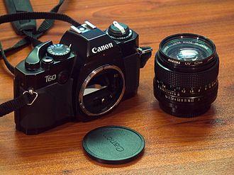 Canon T60 - Canon T60.