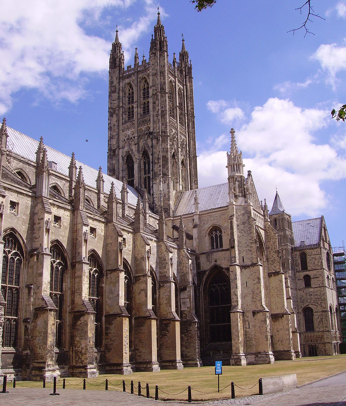 Canterbury Cathedral - Simple English Wikipedia, the free ...