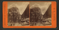 Cap of Liberty Pass, from rustic bridge. Yo Semite Valley, California, by Pond, C. L. (Charles L.).png