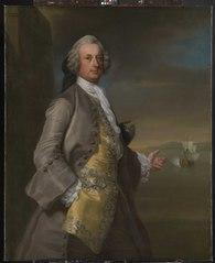 Captain Richard Chadwick, d. 1748