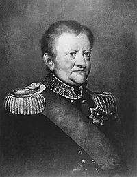 Karl August as Grand Duke of Saxe-Weimar-Eisenach. (Source: Wikimedia)