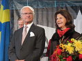 Carl XVI Gustaf of Sweden, Queen Silvia of Sweden.jpg